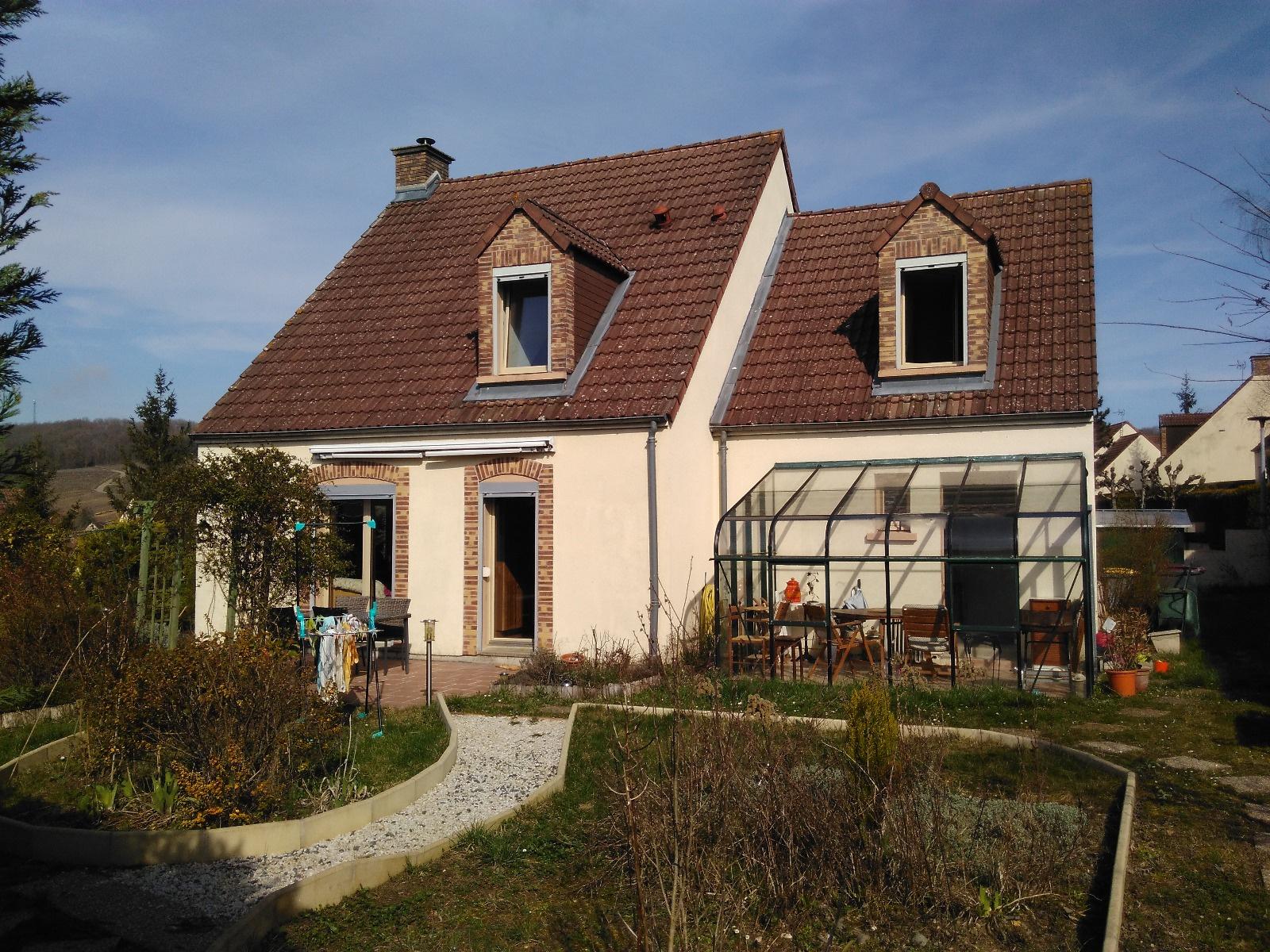 Annonce vente maison provins 77160 130 m 162 000 for Maison provins